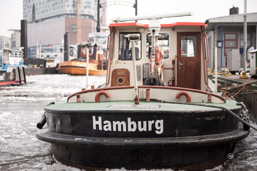 Nur mal so: Hamburg!