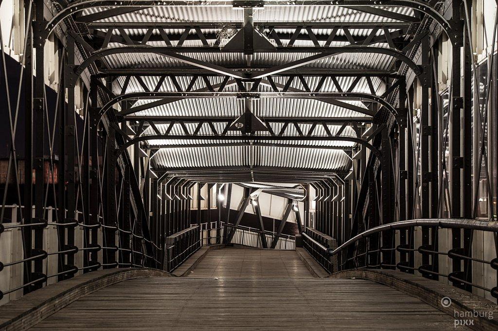 Die Überseebrücke
