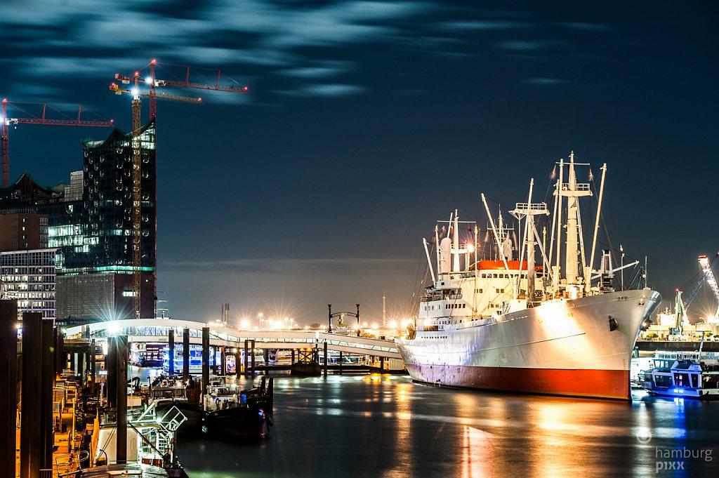 Album: Hamburg bei Nacht